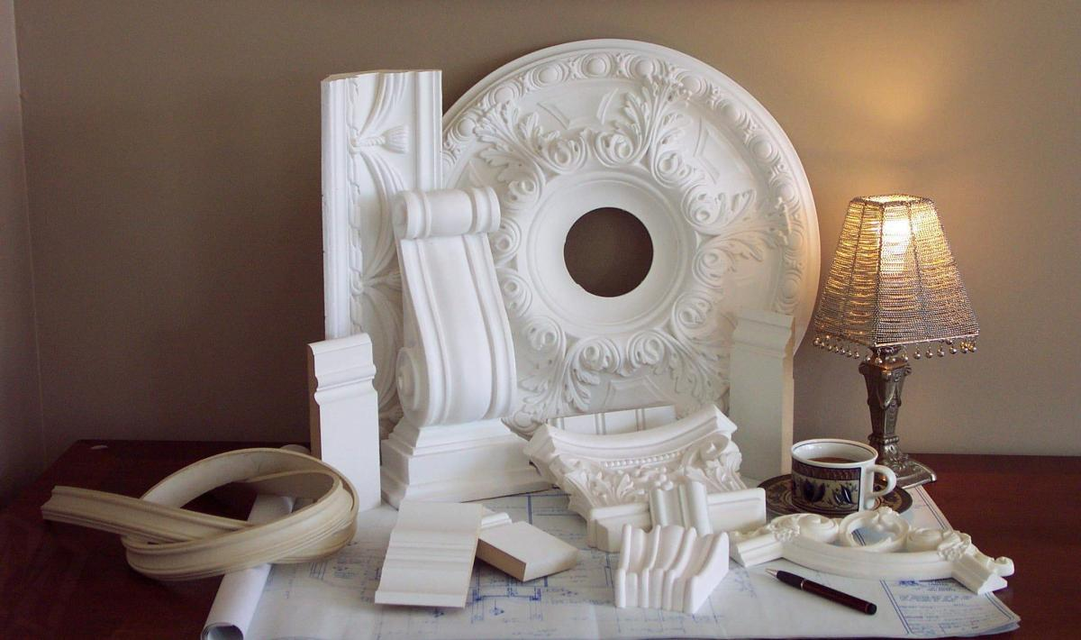 Mouldings and Finishings for Any Room